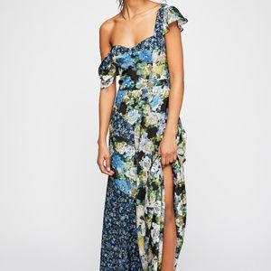NWT Limited Edition Free People LaFleur Maxi Dress